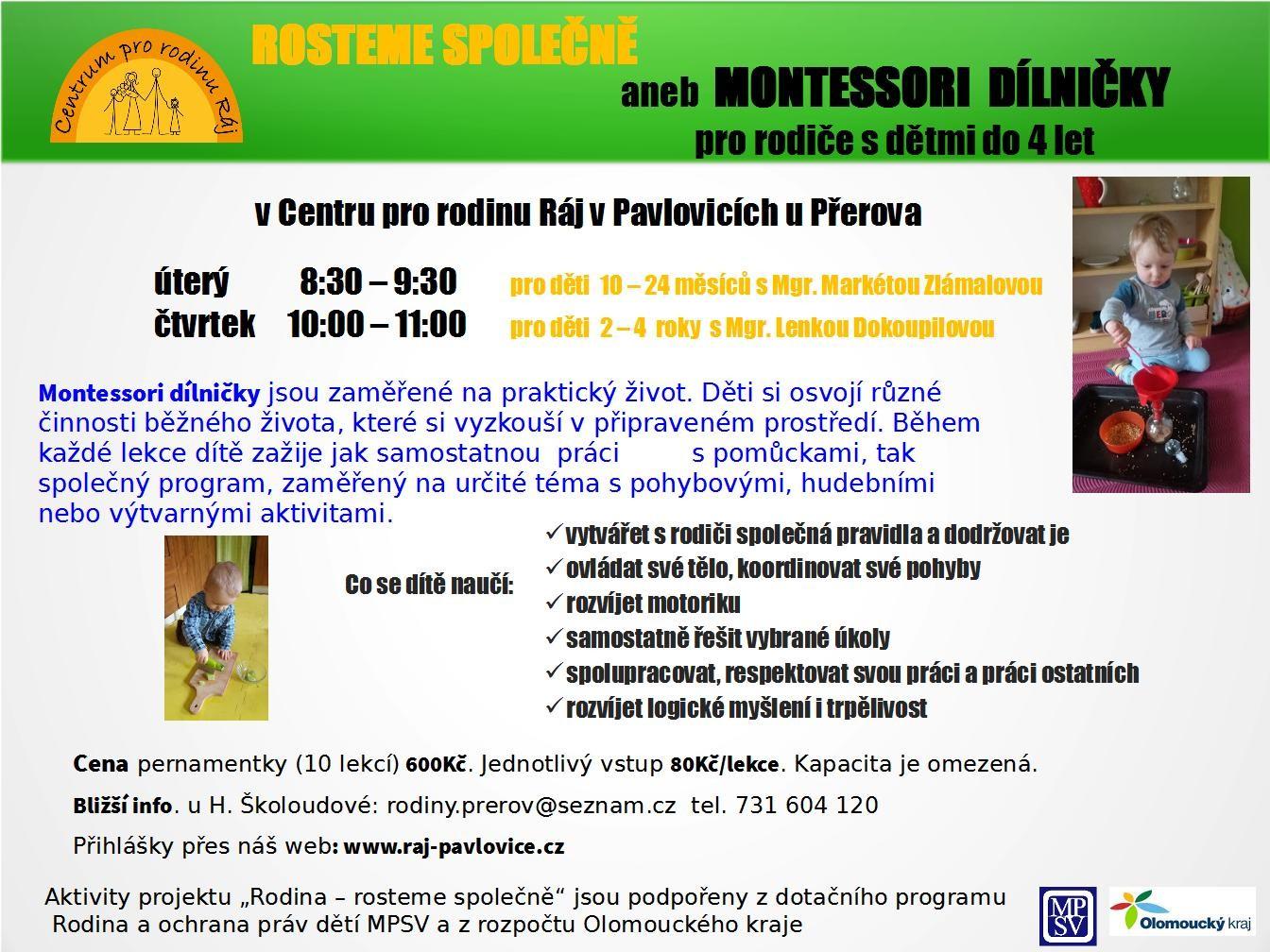 1.Montessori podzim 2017